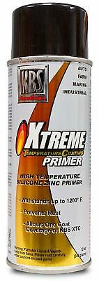 KBS Coatings 65100 Gray Xtreme Temperature Coating Zinc Silicon Primer, 12...