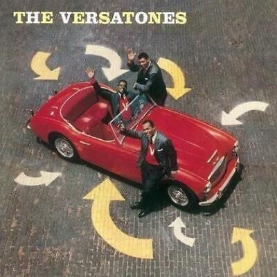 The Versatones - Rare Funk / Soul Vinyl LP - UK Import - NEW!