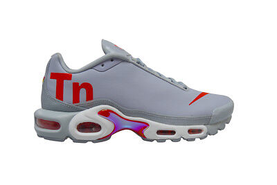 036a6c212f MENS NIKE TUNED 1 Air Max Plus TN SE *RARE* - AQ1088001 - Grey Red ...