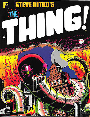 Steve Ditko's The Thing, Pure Imagination 2006 Classic 1950s material NM
