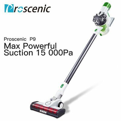 Proscenic 15000PA Handheld Vacuum Cleaner Cordless Stick Handstick HEPA Recharge