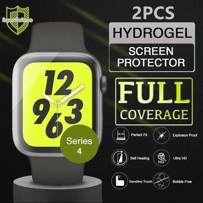HYDROGEL AQUA Screen Protector 40/44mm For Apple Watch iWatch Series 4 3 2 1