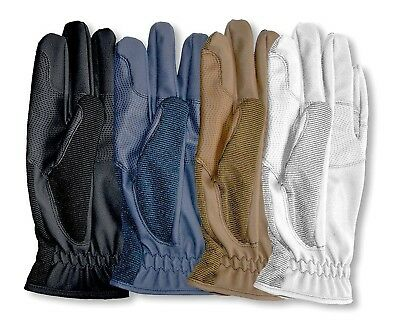 (Black, Child 4-6yrs) - Mark Todd Super Riding Gloves. Shipping Included