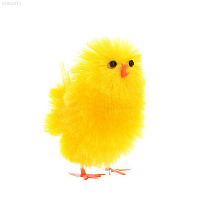 17DE Mini Chicken Bright Easter Chick Easter Day Home Party Decoration For Kids