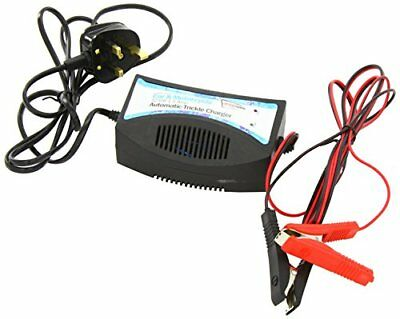 Streetwize Car & Motorcycle Automatic Trickle Battery Charger for Gel/Lead Acid