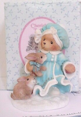 Cherished Teddies  ~  REBECCA ... Let Heaven & Nature Sing * NEW From Our Shop