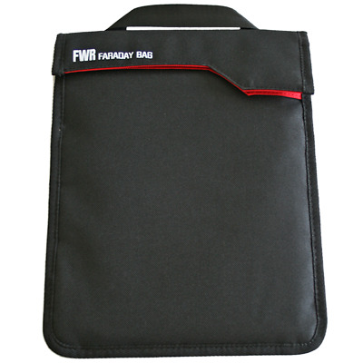 FireWire Faraday Bag For Tablet / iPad (Next Generation With Handle)