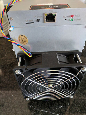 Bitmain Antminer T9+ 10.5 TH/s Boxed Unopened RMA from Bitmain: Mines BTC or BCH