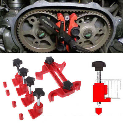 Universal 5Pcs Cam Camshaft Lock Holder Car Engine Cam Timing Locking Tools L