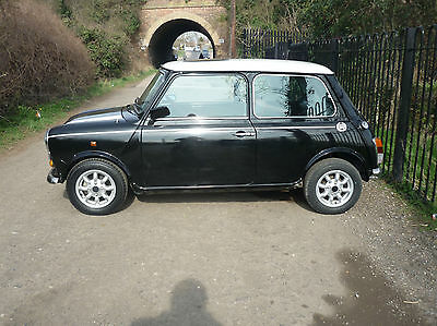 Rover Special Production Mini Cooper (RSP) in Black with 32 miles
