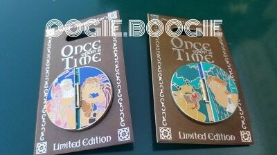 Disney Parks Pin Of the Month Once Upon a Time Hercules LE NEW