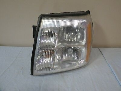 ✅ 02 03 04 05 06 Cadillac Escalade XENON HID Headlight Lamp Left DRIVER Side OEM