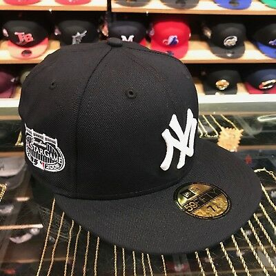 da324c4f New Era New York Yankees Fitted Hat 2008 All Star Game Patch