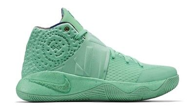 the latest 588df 8bf24 NIKE KYRIE 2 II WHAT THE GREEN GLOW 914681 300 9 white sail id game 3