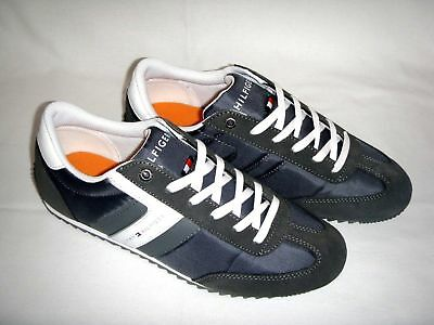 Tommy Hilfiger Sneaker Stoff Canvas 44 Neu Schuhe Sommer in