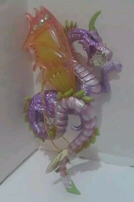 The Ashton Drake Galleries Dragons of the Crystal Cave Ornament