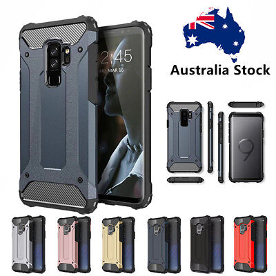 Tough Armor Case Heavy Duty Shockproof Cover For Samsung S9 8plus Note 98 S7Edge