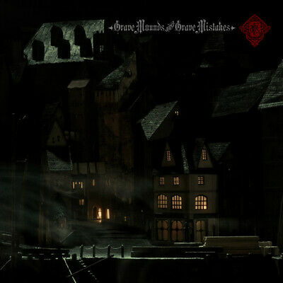 A Forest Of Stars - Grave Mounds And Grave Mistakes [New Vinyl] Black, Gatefold