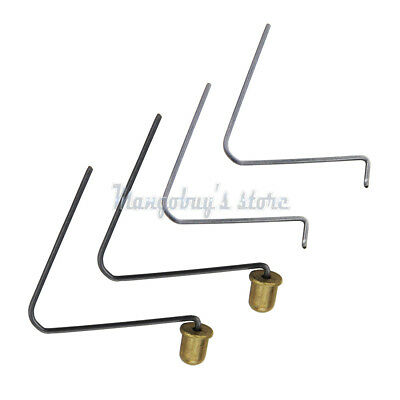 4.2-8mm Push Button Spring for 12-50mm tube Locking Tube Pin for Tent Pole 5pcs