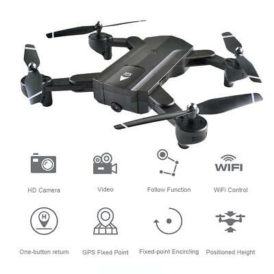 SG900-S Rc Helicopter With 720P/1080P HD Camera GPS Fixed Point WIFI FPV Drone