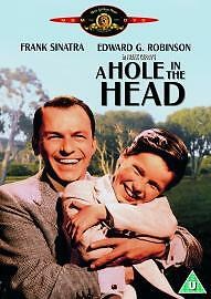A Hole In The Head Dvd Frank Sinatra Brand New & Factory Sealed