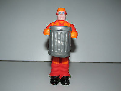 """GHOSTBUSTERS - """"HAUNTED HUMANS"""" TERROR TRASH GHOST 100% COMPLETE KENNER 1980s"""