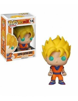 Pop Funko Dragon Ball Z Super Saiyan Goku