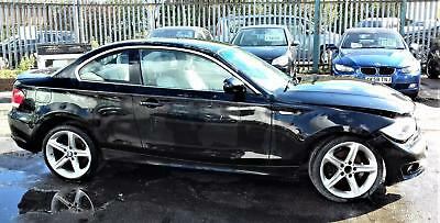 """2012 Bmw 118 2.0Td """"automatic"""" Damaged Repairable Salvage , 54211 Miles"""