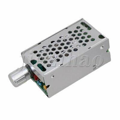 15kHz PWM DC 12V-40V 10A Motor Speed Controller Switch Adjustable Duty Cycle