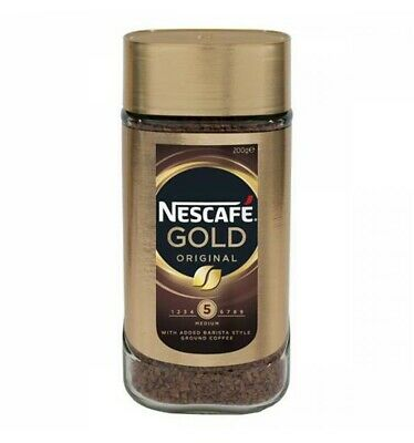 Nescafe Original Gold Coffee 200gm