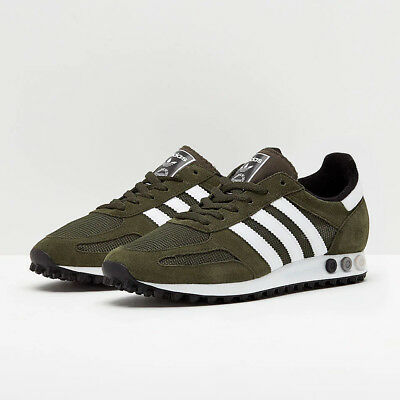 premium selection 77a67 7f232 adidas Originals LA Trainer OG Mens Trainers Cargo BY9328