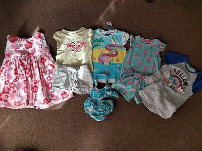 2-3 Yrs Girls Summer Bundle