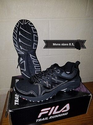 e4fbdcfb6912 FILA HEADWAY 7 Trail Running Men Athletic Shoes Size 8.5 -  16.00 ...