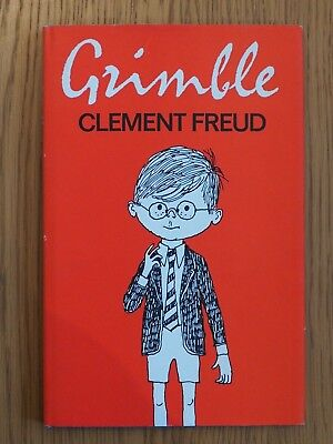 Grimble by Clement Freud - Brand New &  Signed - Free P&P