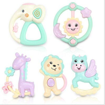 Rattle Gum Baby Toys RT