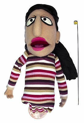 Sarah Silverman Personally Owned ''Crank Yankers'' Puppet