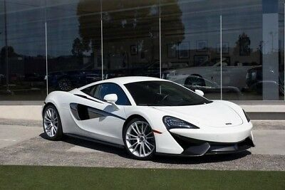 2017 570 -- 2017 McLaren 570S, White with 3,120 Miles available now!