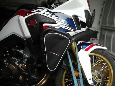 Honda AFRICA TWIN CRF1000 bags luggage panniers for GIVI KAPPA crash bars
