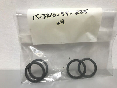 Lot of 4 New 15-3210-55-225 Glide Rings