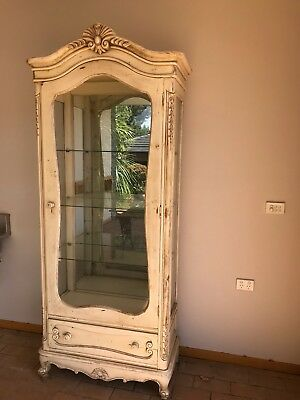 French Style Provincial Cabinet