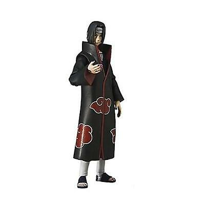 "*NEW* Naruto Shippuden: Itachi 4"" Poseable Action Figure by Toynami"