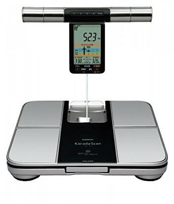 NEW OMRON Weight Scale Body Composition Meter Karada Scan 701 HBF-701 from JAPAN