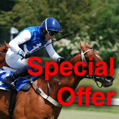 Special Offer - Horse Racing Software Collection