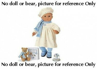 "Bitty Baby ""Winter Wonderland Outfit"" for 38cm doll. American Girl"