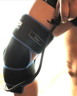 Knee Cold Compression Cuff Cryo Therapy Ice Pack Rehabilitation Swelling Post Op