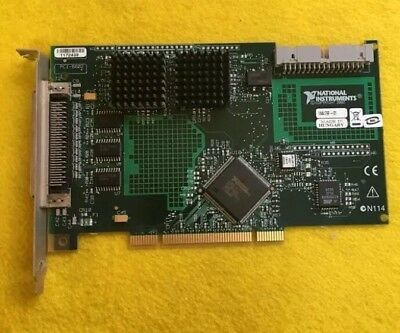 National Instruments Pci-6602 184479F-01 Card