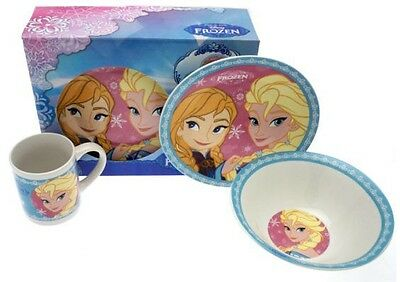 Disney's Frozen - Breakfast Set /cup, Plate, Dish