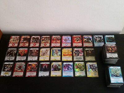 414 Duel Masters Cards - Super Rares, Very rares Collection NM