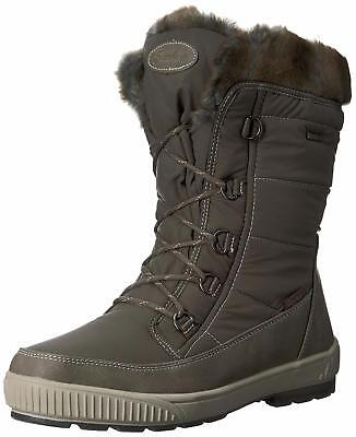 SKECHERS WOMEN'S WOODLAND Mid Calf Cold Weather Boot