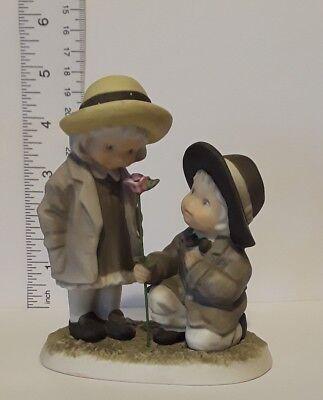 """Kim Anderson Pretty as a Picture 245992, """"Be My One And Only"""" Figurine"""